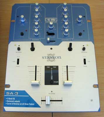 stanton mixer