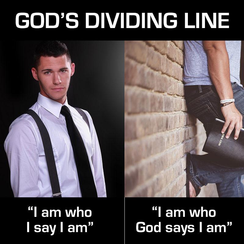 God's dividing line